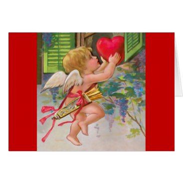galleriaofart Heart Delivery ~ Card / Invitations