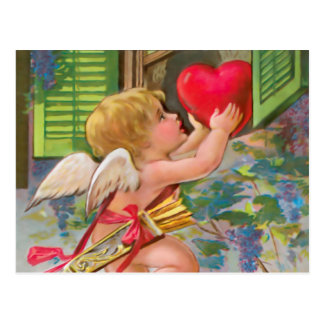 Heart Delivery ~ Postcard / Invitations