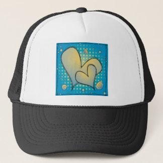 Heart Design 2 Trucker Hat