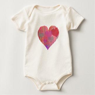 HEART DESIGN T SHIRT cute