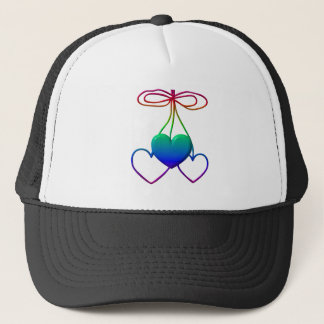 Heart Designs (4-6) Trucker Hat