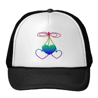 Heart Designs (4-6) Trucker Hat