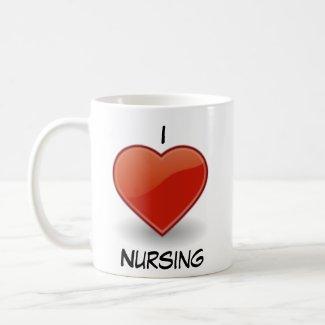 Heart Designs mug