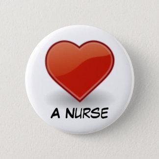 Heart Designs Pinback Button
