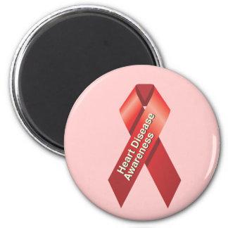 Heart Disease Awareness Magnet