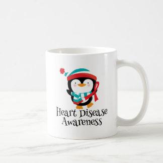 Heart Disease Awareness Month Mug