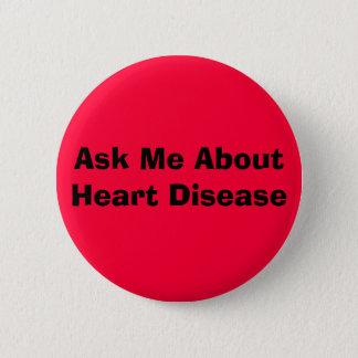 """""""HEART DISEASE"""" Buttons"""