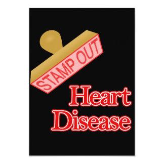 Heart Disease Card