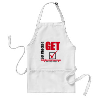 Heart Disease Early Detection Adult Apron