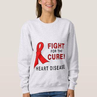 Heart Disease Fight for the Cure Sweatshirt