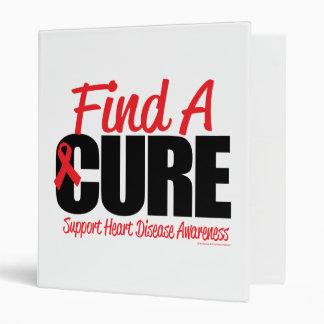 Heart Disease Find A Cure Binder