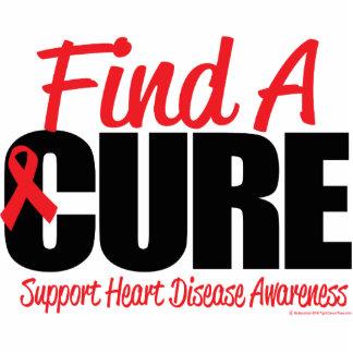 Heart Disease Find A Cure Photo Cutout