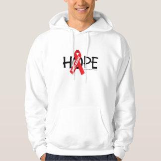 Heart Disease Hope Hoodie