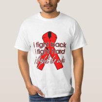 Heart Disease I Fight Back T-Shirt