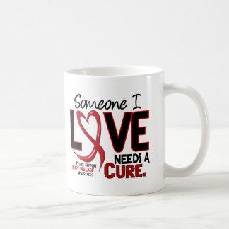 Heart Disease NEEDS A CURE 2 Mugs