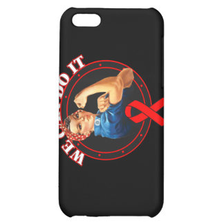 Heart Disease - Rosie The Riveter - We Can Do It iPhone 5C Covers