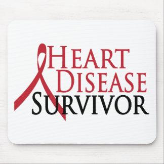 Heart Disease Survivor Mouse Pad