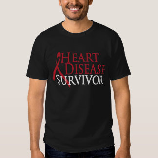 Heart Disease Survivor Shirt