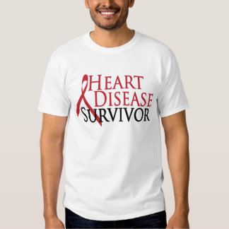 Heart Disease Survivor T Shirt