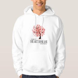 Heart Disease Tree Hoodie