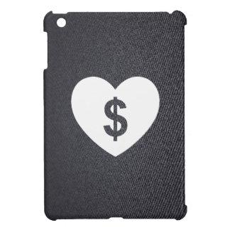 Heart Donations Pictograph iPad Mini Cover