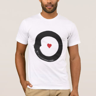 heart-enso circle T-Shirt