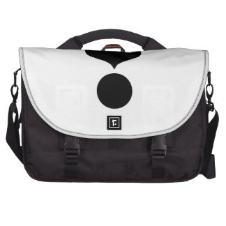 Heart Exclamation Point Laptop Bag