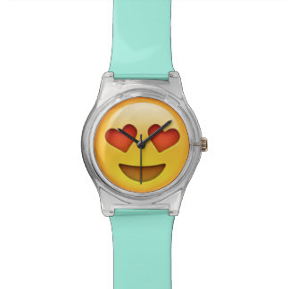 Heart Eyes Emoji Watch