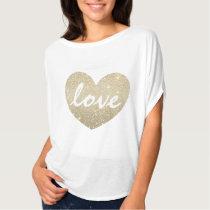 Heart Fab love T-Shirt