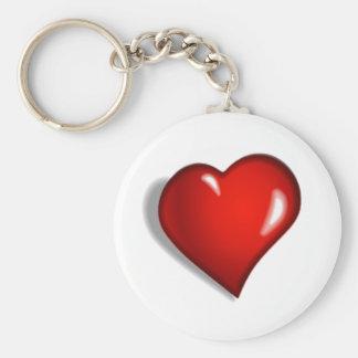Heart Felt Keychain