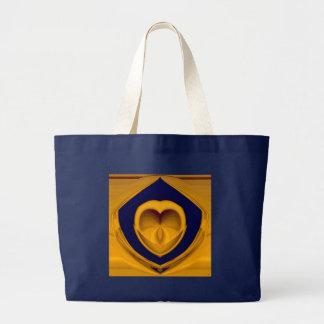 Heart Felt Tote Bag