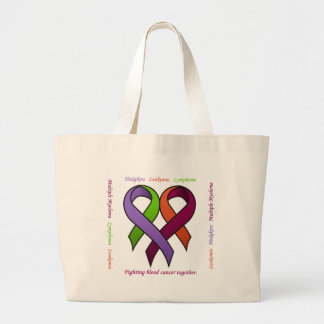 Heart - Fighting Together Canvas Bag