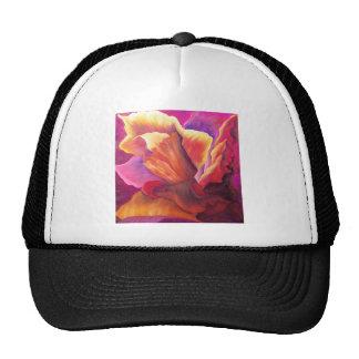 Heart Fire Cap Trucker Hat