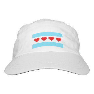 Heart Flag sports cap