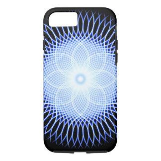 Heart Flower Mandala iPhone 7 Case