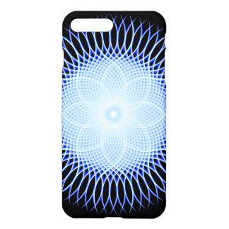 Heart Flower Mandala iPhone 7 Plus Case