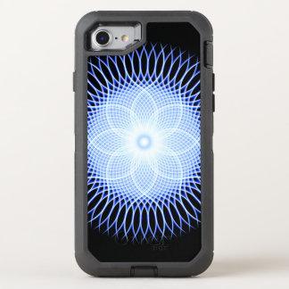 Heart Flower Mandala OtterBox Defender iPhone 7 Case