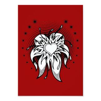 HEART FLOWER TATTOO GRAPHIC DIGITAL LOGO ICON LOVE CARD