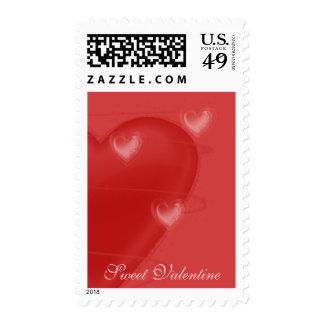 Heart Flutter Postage
