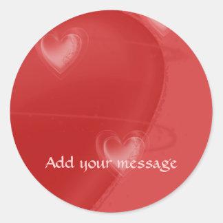Heart Flutter Stickers