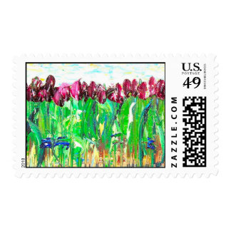 HeART For God In Love Postage