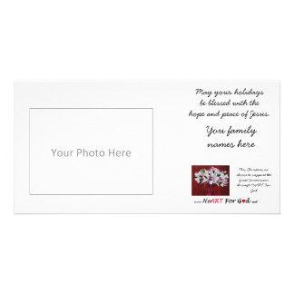 HeART For God Photo Card