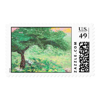 HeART For God Windswept Tree Postage