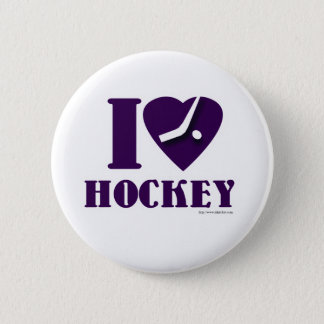 Heart For Hockey Button