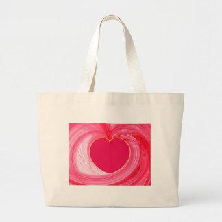 Heart Fractal Bag
