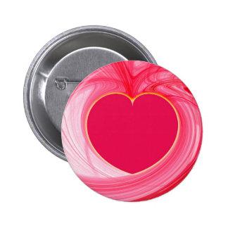 Heart Fractal Button
