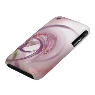 Heart Fractal Case-Mate iPhone 3 Case