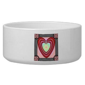 Heart Frame Big Bowl
