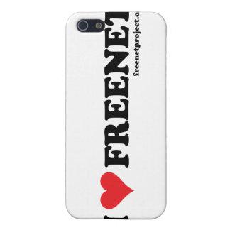 Heart Freenet - Long iPhone 5 Cover