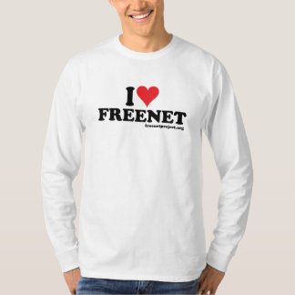 Heart Freenet T-Shirt